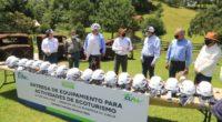 Ej. San José, Gómez Farías; Tam. En gira de trabajo este fin de semana, el gobernador, Francisco García Cabeza de Vaca, entregó equipamiento para la práctica de ecoturismo en […]