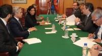 El jefe de Gobierno de la Ciudad de México, Miguel Ángel Mancera Espinosa, y el secretario de Educación Pública, Aurelio Nuño Mayer, se reunieron para analizar el avance de la […]