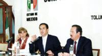 Toluca, Mex.- En una contienda electoral, tan importante es ganar como la forma de llegar al triunfo, afirmó el presidente estatal del PRI, Ricardo Aguilar Castillo, al tiempo que realizó […]