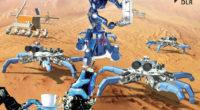 El Instituto de Robótica y Mecatrónica de Alemania está desarrollando un robot de nombre Justin, que eventualmente ayudará a los astronautas a reparar satélites o trabajar en la Tierra, ya […]