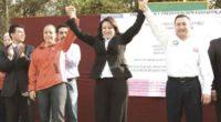 Naucalpan, Méx.- La alcaldesa y presidenta de la Asociación de Municipios de México, AC (AMMAC), Azucena Olivares, se pronunció porque en el ejercicio fiscal del año próximo, los Ayuntamientos de […]