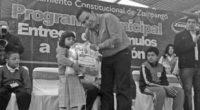 """Tequixquiac.- Como parte del programa """"Rescate de Espacio Públicos"""", que promueve la Secretaría de Desarrollo Social, el gobierno municipal, que preside Xóchitl Ramírez Ramírez, inauguró la remodelación de la plaza […]"""
