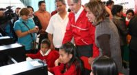 Huixquilucan, Méx., 7 de Octubre de 2010. Generar oportunidades de desarrollo e impulsar una formación de calidad para los huixquiluquenses es una de las prioridades del gobierno municipal, afirmó el […]