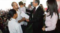 Huixquilucan, Méx., 10 de Octubre de 2010. La legalización de la unión de las parejas refrenda los valores de la familia y con ello se refuerza la calidad de las […]