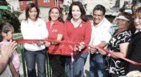 Naucalpan, Mex.- Al inaugurar obras de beneficio social en Izcalli Chamapa y Praderas de San Mateo, la presidenta municipal, Azucena Olivares, informó que a fin de que el municipio cuente […]