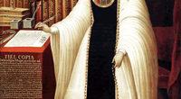 """En la semana leía algunos versos de Sor Juana, enfocándome en su poesía amorosa: """"…en dos partes dividida tengo el alma en confusión: una, esclava a la pasión, y otra, […]"""