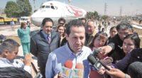 """Ecatepec, Méx.- Tras haberse """"jubilado"""" hace 10 años en el Aeropuerto de la Ciudad de México, el avión Mc. Donnell-Douglas DC9-15 volverá a extender sus alas para darle vuelo a […]"""