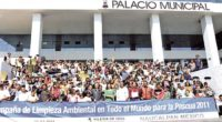 Naucalpan, Méx.- En un esfuerzo más para hacer del municipio la ciudad ecológica del siglo XXI, la presidenta municipal, Azucena Olivares, dio inicio a la segunda magna jornada de limpieza […]