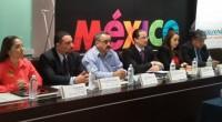 El secretario de Turismo de San Luis Potosí, Enrique Abud Dip, presentó la oferta de eventos y actividades ancla para cerrar el 2014, entidad que declaró ha crecido en servicios, […]