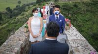 Una historia de seis años de noviazgo se consolidó en uno de los sitios más emblemáticos del Estado de México, el Acueducto de Xalpa, conocido como Arcos del Sitio, ubicado […]