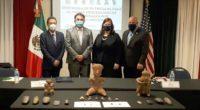 La Secretaría de Cultura informó que Un total de 280 piezas arqueológicas fueron repatriadas a México en un acto realizado este 9 de marzo en las instalaciones del Consulado General […]