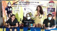 En el restaurante Zombie Diner, al sur de la capital mexicana, se realizó la presentación de la cerveza Kamelot, de la Cerveceria Arena, que se basó en el luchador Kamelot. […]