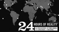 PRNewswire.- se hizo el anunció de la cuarta versión anual del programa 24 Hours of Reality, 24 Hours of Reality: 24 Reasons for Hope (24 horas de realidad: 24 razones […]