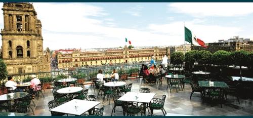 Listo El Hotel Zócalo Central Para Los Festejos Decembrinos