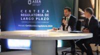 Al conmemorarse el tercer aniversario de la Agencia de Seguridad, Energía y Ambiente (ASEA), el secretario de Medio Ambiente y Recursos Naturales, Rafael Pacchiano Alamán, señaló que los resultados de […]