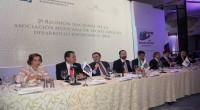 El Secretario de Economía, Ildefonso Guajardo Villarreal, sostuvo un amplio diálogo e intercambio de opiniones sobre diversos temas del ámbito económico con los integrantes de la Asociación Mexicana de Secretarios […]