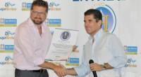 """La empresa Baja Ferries, del sector de transporte marítimo en México, obtuvo el Distintivo """"H"""" en manejo de alimentos para su buque """"California Star"""", por parte de la Secretaría de […]"""