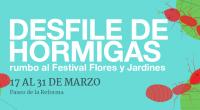 Anunciaron la realización de un desfile de hormigas gigantes en Paseo de la Reforma rumbo al Festival Flores y Jardines (FYJA); evento que organiza un desfile de 40 hormigas gigantes […]