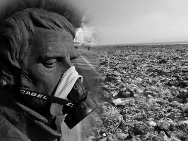 Los gobiernos del DF y Estado de México dan los primeros pasos para solucionar el problema de la basura en el Valle de México.