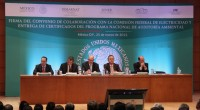 El director general de la Comisión Federal de Electricidad (CFE), Enrique Ochoa Reza, manifestó que están decididos a aprovechar las herramientas que brinda la Reforma Energética con el fin de […]
