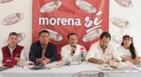 -Responden positivamente en las comunidades de Chaiutla – Gobierno que haga más y diga menos la propuesta del Dr. José Miguel Aguirre Ruíz. En conferencia de prensa conjunta en la […]
