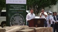 """En gira de trabajo por el estado de Colima, Rafael Pacchiano Alamán, secretario de Medio Ambiente y Recursos Naturales, atestiguó la entrega del reconocimiento """"Puerto limpio"""" a la Administración […]"""
