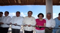 """El Secretario de Economía, Ildefonso Guajardo Villarreal manifestó durante la apertura del proyecto turístico """"AAK-BAL Campeche, Marina, Golf & All Suite Resort"""" que a partir de la reforma energética se […]"""