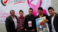"""El grupo DANZ*K se unió a la Campaña Contra el Cáncer de Mama, trabajando muy de cerca con la """"Fundación Latiendo por México"""" con la que el grupo ha unido […]"""