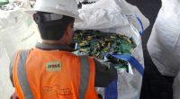 La Procuraduría Federal de Protección al Ambiente (PROFEPA) detectó un cargamento ilegal de desechos electrónicos al interior de un contenedor en el Puerto de Manzanillo, Colima, consistentes en módems, celulares […]