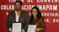 El Secretario de Turismo de Querétaro, Mauricio Salmón Franz, y la delegada federal del INAPAM en Querétaro, Alejandra Quiróz Fernández, encabezaron la ceremonia de la firma de un Convenio de […]