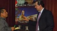 EL Secretario de Turismo de San Luis Potosí, Enrique Abud Dip en conferencia de prensa en la ciudad de Monterrey, Nuevo León, promovió los eventos y actividades principales a celebrarse […]