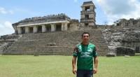 El exfutbolista Salvador Cabañas, uno de los últimos ídolos del equipo de Jaguares de Chiapas, en su pasada visita a la entidad acudió a la imponente zona arqueológica de Palenque, […]