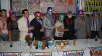 En la cena de fin de año, realizada en el local de Mascarita Año 2000, en la zona de la Nueva Viga en la Central de Abasto del DF, los […]