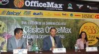 En conferencia de prensa se hizo el anuncio de que el próximo día 19 de octubre se llevará a cabo la Carrera Ciclista Office Max –pasión por las ruedas. En […]