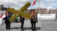 Con motivo del Día Nacional del Maíz, diversas organizaciones civiles llevaron a cabo una manifestación pacífica en el Zócalo capitalino solicitando a las autoridades federales el se cumpla con el […]