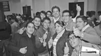 Metepec, Méx.- En medio de un gran ambiente, se vivió un encuentro entre los tres candidatos del Partido Revolucionario Institucional (PRI) en el municipio de Metepec, David López Cárdenas, candidato […]
