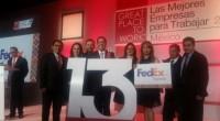 Por décimo tercera ocasión consecutiva, FedEx Express México fue distinguida como una de las Mejores Empresas para Trabajar, recibiendo el reconocimiento Great Place to Work. La empresa de logística […]