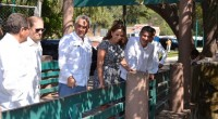 Se dio a conocer que la secretaria de Turismo federal, Claudia Ruiz Massieu, realizó un recorrido por el Centro Integralmente Planeado (CIP) Ixtapa, en el estado de Guerrero, donde supervisó […]