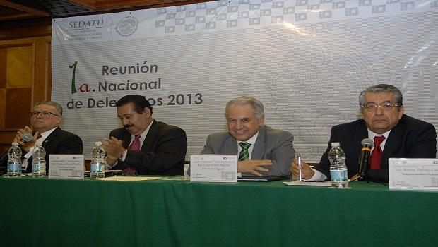 La Procuraduría Agraria que encabeza Cruz López Aguilar estableció directrices, definió estrategias y asumió compromisos claros para dar resultados tangibles en corto plazo y beneficio a la población rural. […]