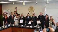 Esta firma confirma la realización de la Segunda Cumbre Mundial de Legisladores GLOBE en México, del 6 al 8 de junio 2014, en dicha firma se tuvo la presencia de […]