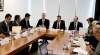 El Secretario de Economía, Ildefonso Guajardo Villarreal, encabezó la reunión de instalación de los Grupos de Alto Nivel de Encadenamiento Productivo y Competitividad Industrial, en cumplimiento al acuerdo celebrado en […]