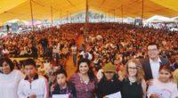 La alcaldesa de Iztapalapa, Clara Brugada Molina puso en marcha el Programa de Apoyo Económico y Bienestar Integral para estudiantes de primero de secundaria de Iztapalapa, que está diseñado para […]