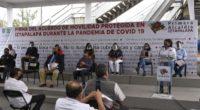 La alcaldesa Clara Brugada Molina, dirigentes de 12 rutas de transporte público concesionado de pasajeros que cruzan Iztapalapa y el subsecretario de Transporte, de la Secretaría de Movilidad (SEMOVI), Brando […]