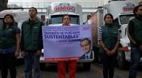 Activistas de Greenpeace desplegaron desde una de las plantas más importantes de Grupo Bimbo, una manta con el rostro de Daniel Servitje, director Ejecutivo del corporativo, en la que se […]