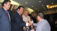 El secretario de Turismo de Querétaro, Mauricio Salmón Franz, entregó 200 Certificaciones de Competencia Laboral a trabajadores del sector turístico estatal, ello como parte de una gran mejora en la […]