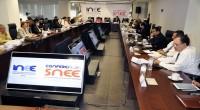 El Instituto Nacional para la Evaluación de la Educación (INEE) realizó hoy la primera sesión ordinaria de 2015 de la Conferencia del Sistema Nacional de Evaluación Educativa (SNEE), que tuvo […]