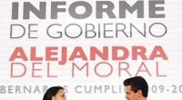 Cuautitlán Izcalli, Méx.- Con 665 compromisos cumplidos de mil 298 firmados en campaña, la presidenta municipal, Alejandra del Moral Vela, presentó su Segundo Informe de Gobierno, que atestiguó el gobernador […]