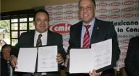 El ayuntamiento de Ecatepec y la Cámara Mexicana de la Industria de la Construcción (delegación Estado de México) firmaron un convenio de comisiones mixtas que busca fortalecer las relaciones entre […]