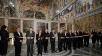 La esencia de la obra maestra de Miguel Ángel Buonarroti plasmada en la Capilla Sixtina de Roma, con un bagaje cultural de 500 años, fue inaugurada en la Plaza de […]