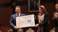 Como parte de los festejos del 70 aniversario del Sindicato Nacional de Trabajadores de la Educación (SNTE), la Lotería Nacional efectuó el Sorteo Mayor 3479 emitiendo un billete conmemorativo. El […]